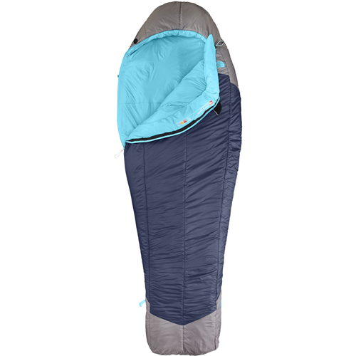 photo: The North Face Women's Cat's Meow 3-season synthetic sleeping bag