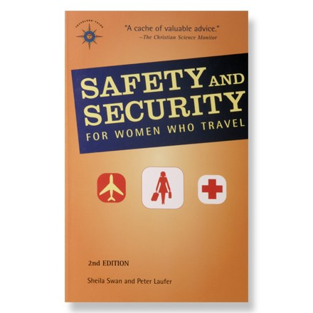 photo of a Travelers' Tales first aid/safety/survival book
