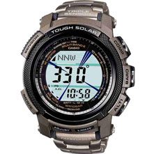 photo: Casio Pathfinder PAW2000T-7V compass watch