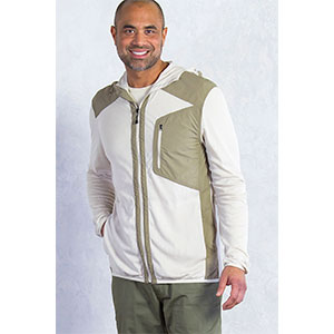 photo: ExOfficio BugsAway Sandfly Jacket jacket