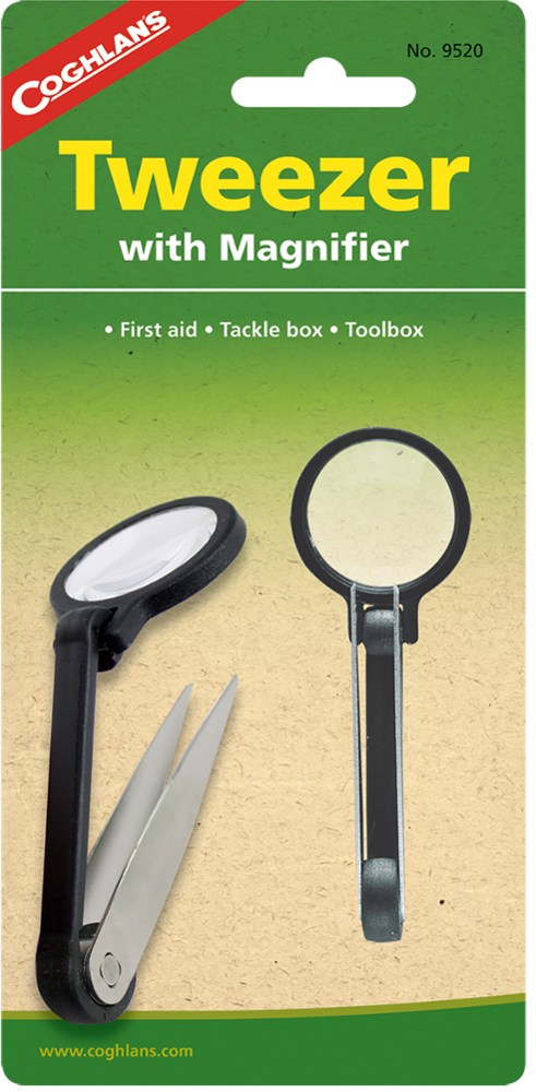 photo: Coghlan's Tweezer / Magnifier first aid supply