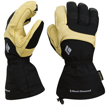 photo: Black Diamond Prodigy Glove insulated glove/mitten