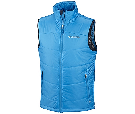 photo: Columbia Shimmer Me Timbers Vest synthetic insulated vest