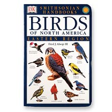 photo of a Smithsonian Handbooks plant/animal identification guide