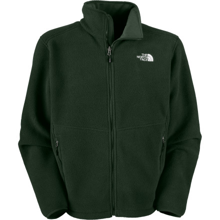 photo: The North Face Men's Pumori Jacket fleece jacket