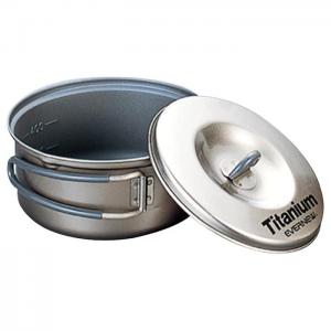 Evernew Titanium Non-Stick Frypan