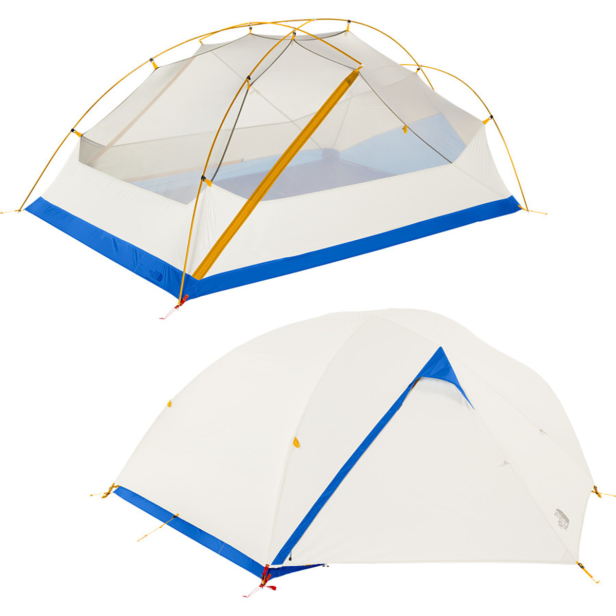 photo: The North Face Kings Canyon 3 three-season tent
