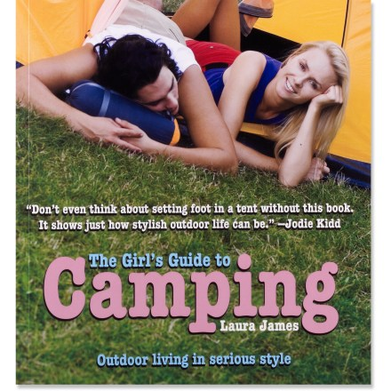 photo of a Skyhorse Publishing camping/hiking/backpacking book