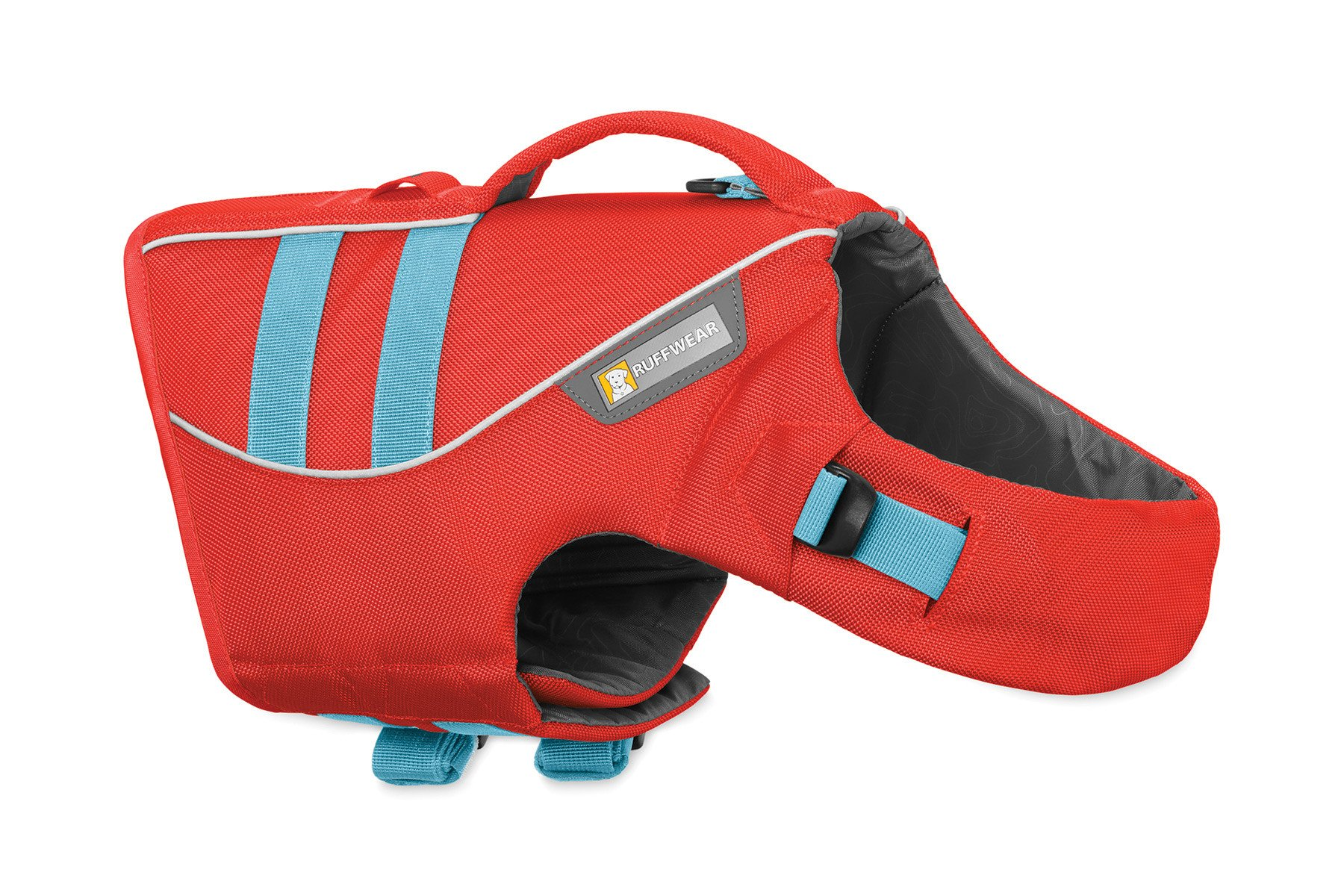 photo: Ruffwear Float Coat dog life jacket