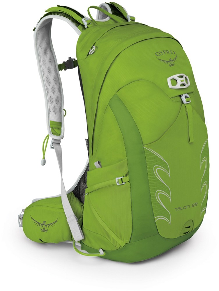 photo: Osprey Talon 22 daypack (under 35l)