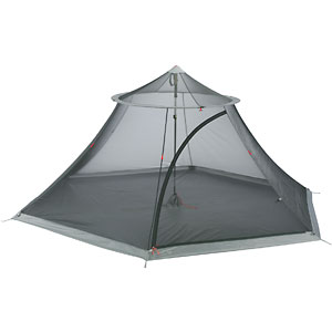 photo: Mountain Hardwear Nothing But Net 4 warm weather tent