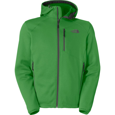 photo: The North Face Cucamonga Fleece fleece jacket