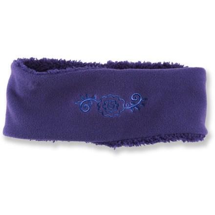 REI Fleece Headband