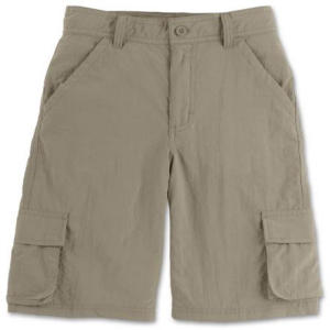 photo: The North Face Boys' Meridian Cargo Short hiking short