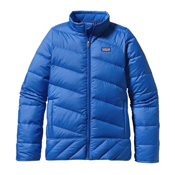 photo: Patagonia Girls' Down Jacket down insulated jacket