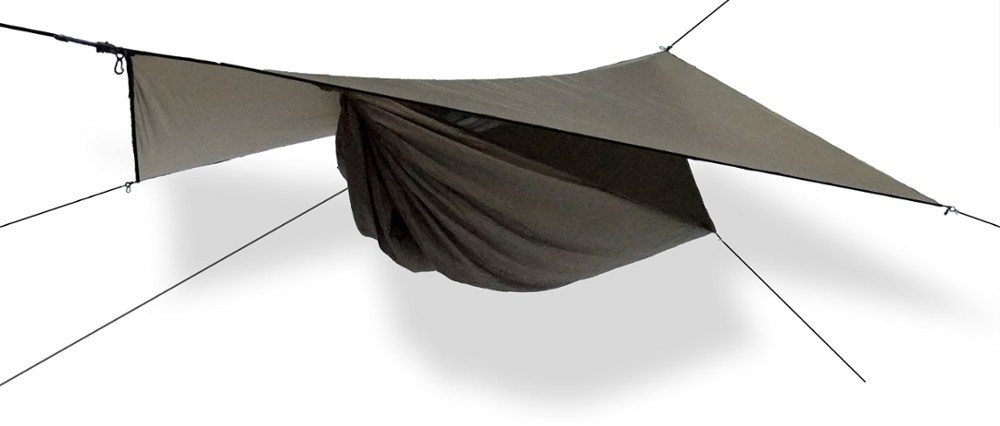 Hennessy Hammock Ultralight Backpacker Asym