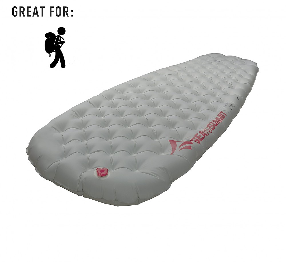 photo: Sea to Summit Ether Light XT Insulated air-filled sleeping pad