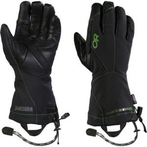 photo: Outdoor Research Luminary Sensor Gloves soft shell glove/mitten