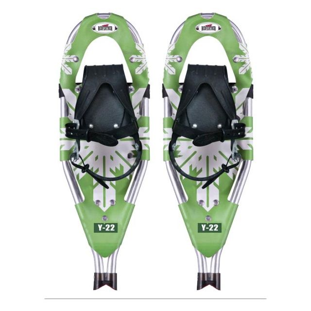 photo: Redfeather Youth recreational snowshoe