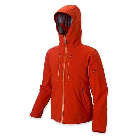 photo: Patagonia Chute To Thrill Jacket snowsport jacket