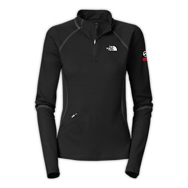 photo: The North Face Women's Kannon Midlayer long sleeve performance top