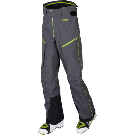 photo: Dynafit Huascaran GTX Proshell Pant snowsport pant