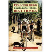 photo: Fine Edge Mountain Biking South Lake Tahoe's Best Trails us pacific states guidebook