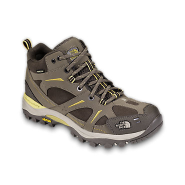 photo: The North Face Women's Hedgehog Mid GTX XCR hiking boot