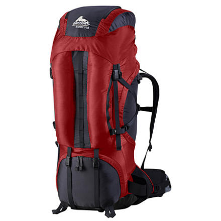 photo: Gregory Electra expedition pack (4,500+ cu in)