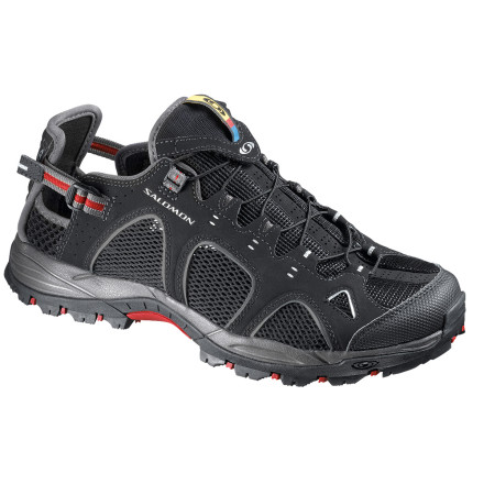photo: Salomon Men's Techamphibian 2 water shoe