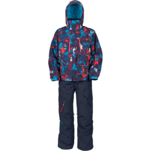 The North Face Halo II Camo Detachable Suit