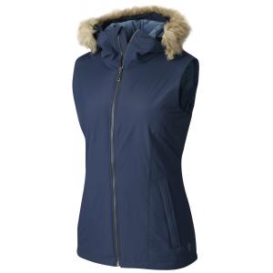 photo: Mountain Hardwear Potrero Insulated Vest synthetic insulated vest