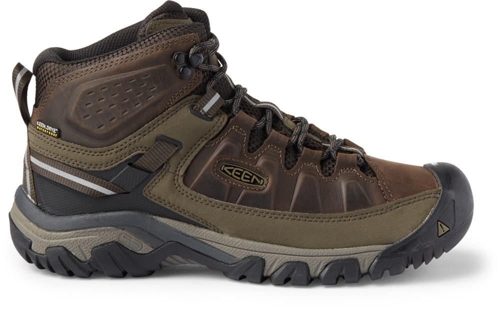 photo: Keen Men's Targhee III Waterproof Mid hiking boot