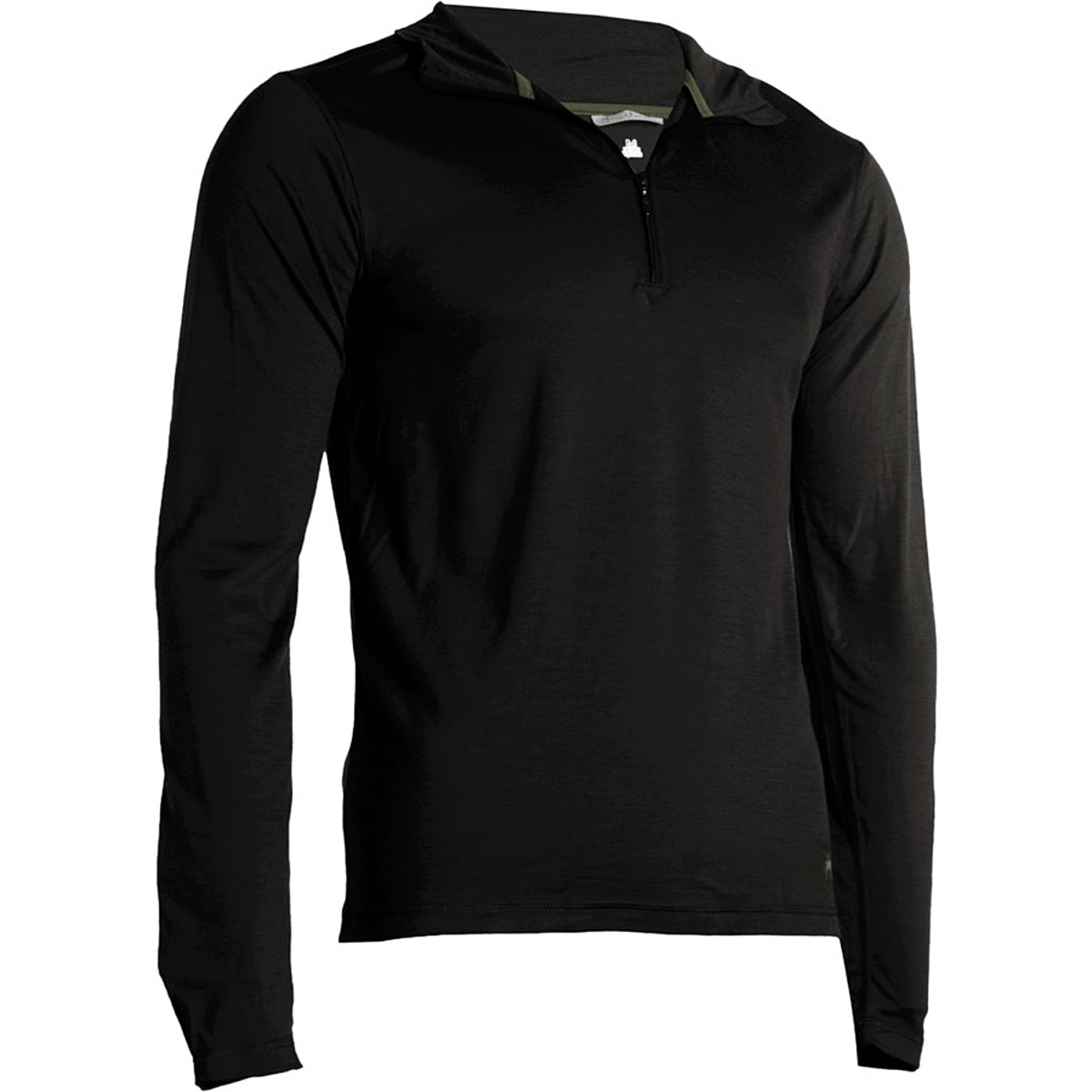 photo: Smartwool Men's Microweight Zip-T base layer top