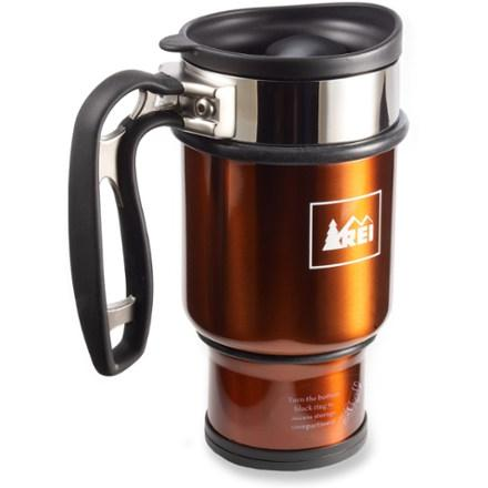 REI Double Shot Press Mug