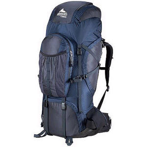 photo: Gregory Lassen expedition pack (4,500+ cu in)
