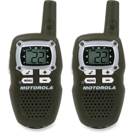 Motorola MB140R 2-Way Radios