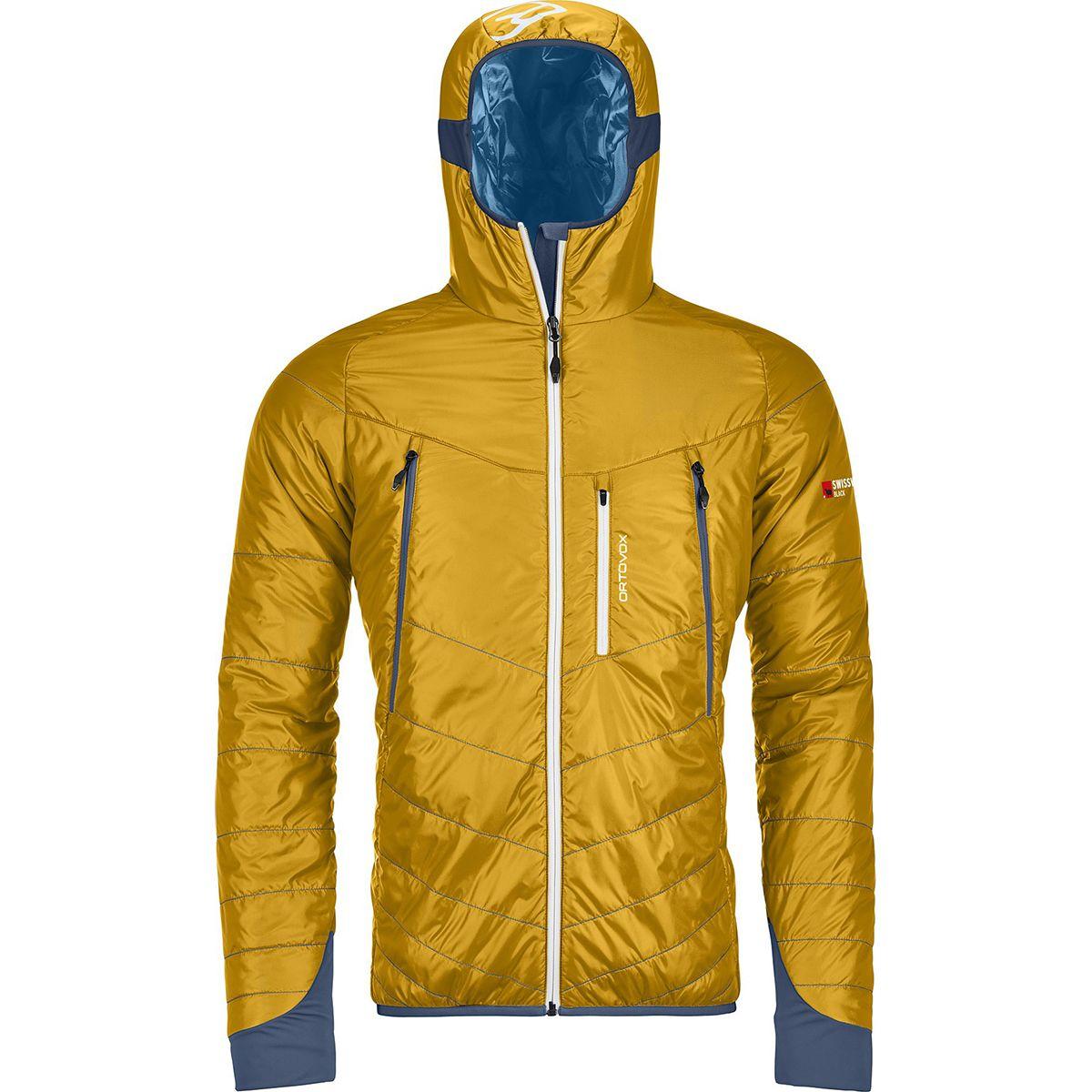 photo: Ortovox Piz Boe Jacket synthetic insulated jacket