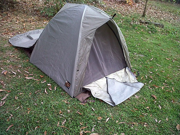 IMG Raven Designs Gear Asgard A1 Tent (Review) 114x114x91 (+bivi) 1.7 kg - canu0027t find where to buy & Looking for short stealth-camping sitting tent - Survivalist Forum