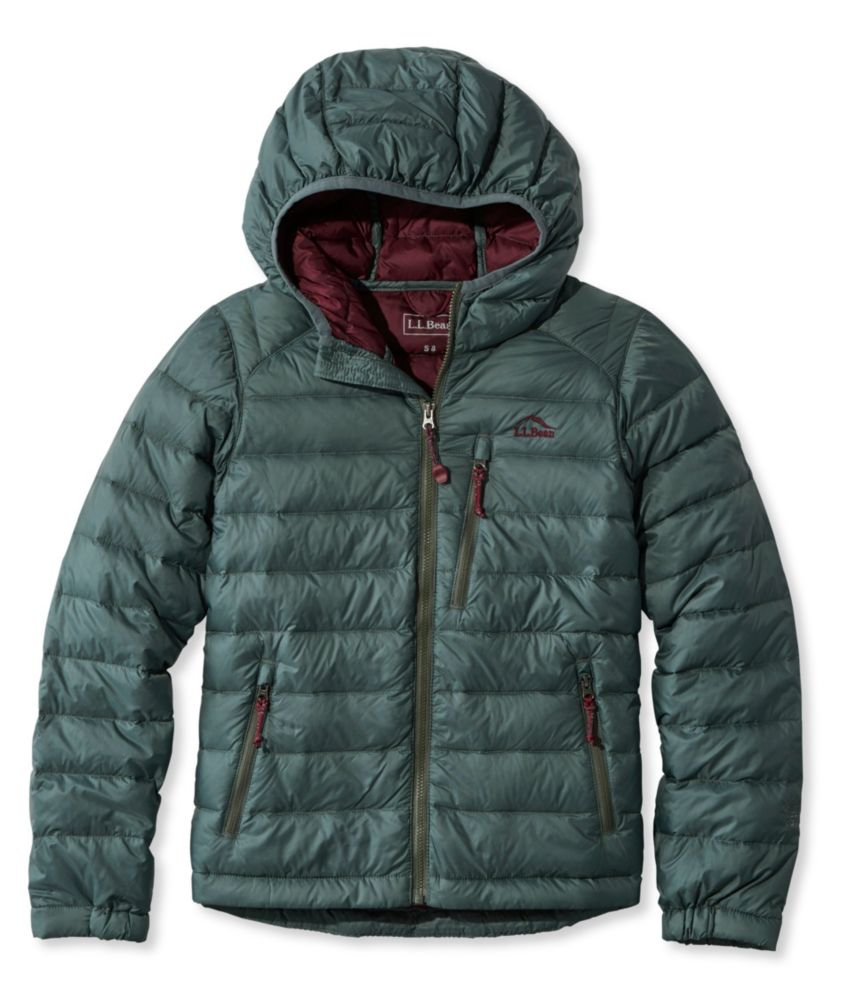photo: L.L.Bean Boys' Ultralight 650 Down Jacket down insulated jacket