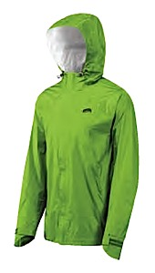 photo: GoLite Men's Kenai Pertex 2.5-Layer Hardshell waterproof jacket