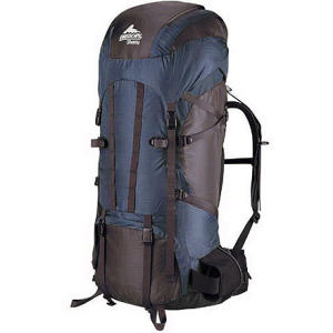 photo: Gregory Shasta expedition pack (70l+)