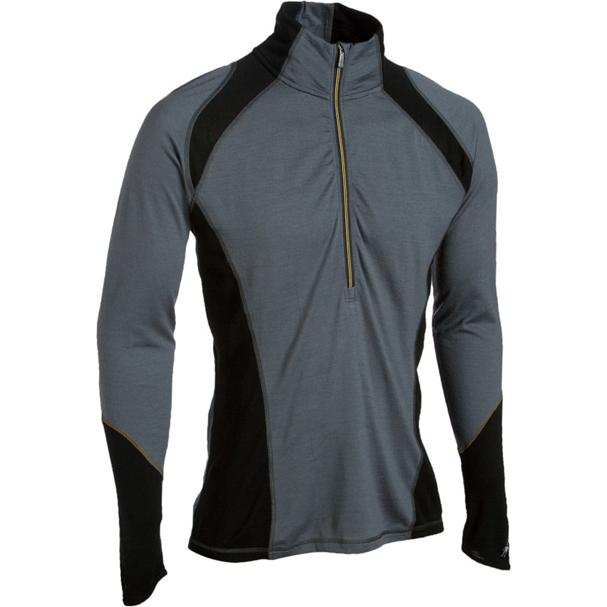 photo: Smartwool Lightweight Zip T base layer top