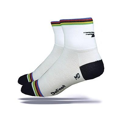 photo: DeFeet Aireator Sock running sock