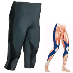 CW-X 3/4 Length Conditioning Tights