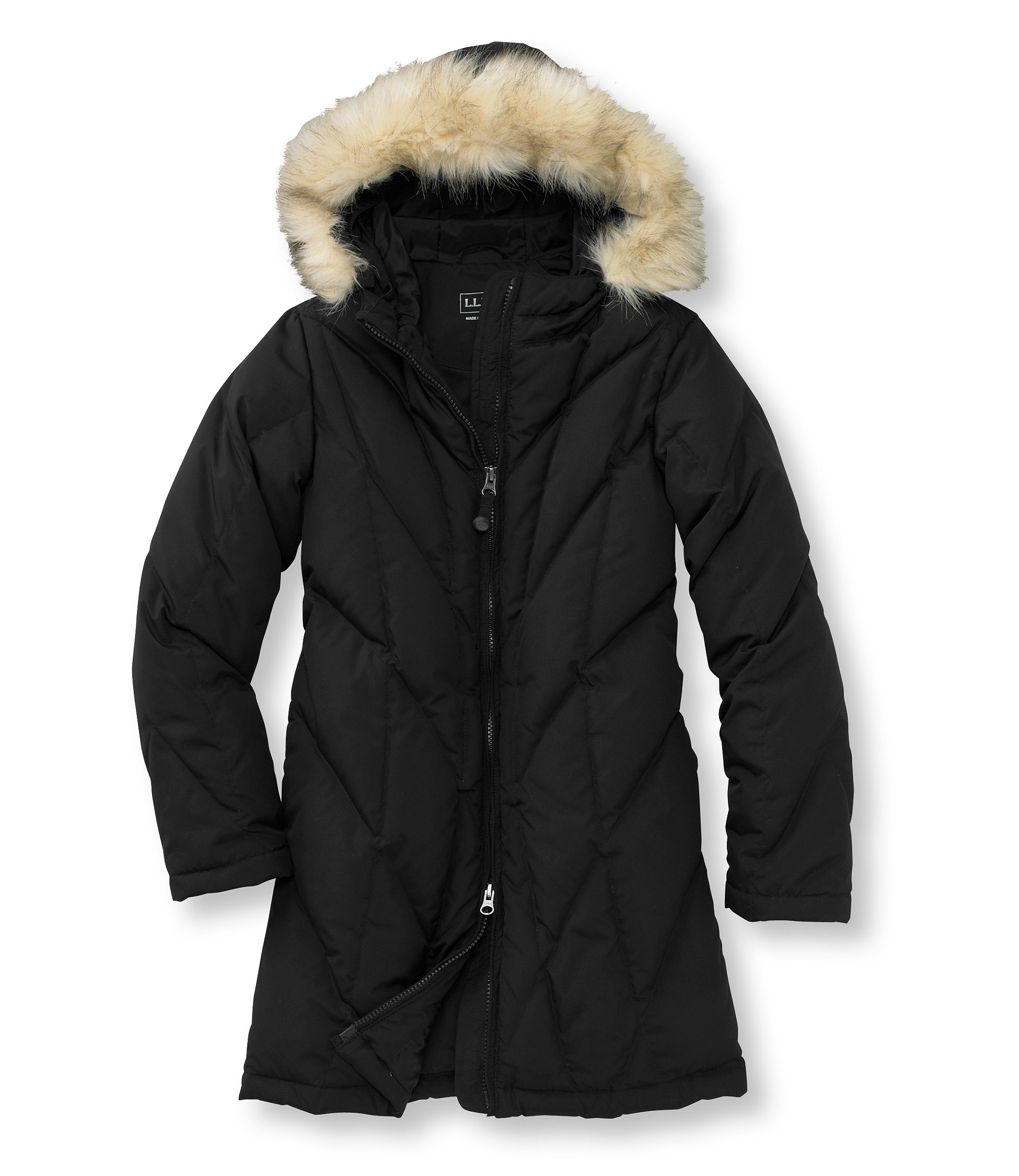 photo: L.L.Bean Ultrawarm Down Coat down insulated jacket