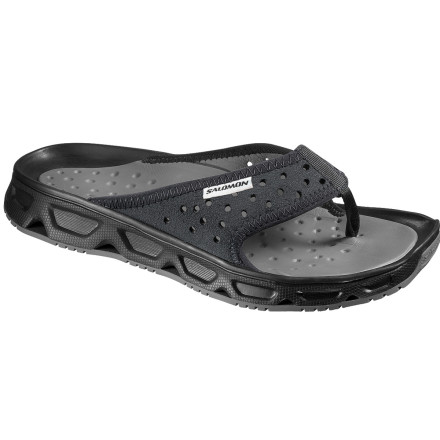 photo: Salomon Men's RX Break Flip-Flops sport sandal