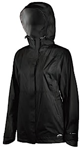photo: GoLite Women's Kenai Pertex 2.5-Layer Hardshell waterproof jacket
