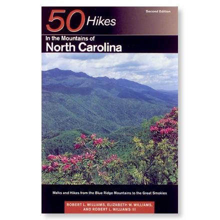 photo of a Backcountry Publications us south guidebook