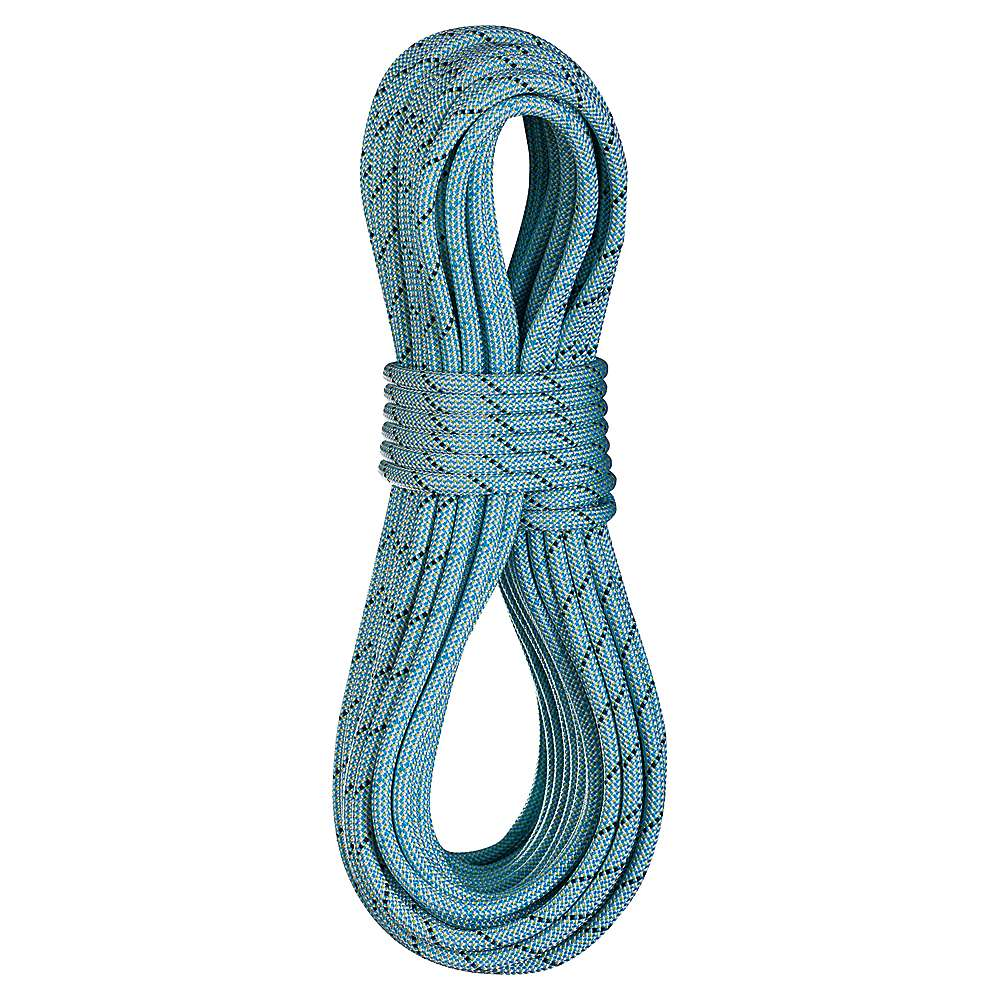 photo: Edelrid Anniversary Pro Dry DT 9.7mm dynamic rope